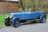 Sunbeam 1925 Heavy Sports Cabriolet
