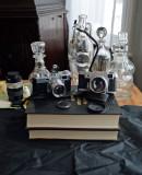Nikon S2 & Contax IIa