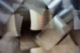 Steel cubes