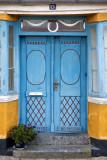 Niels Lydom's door