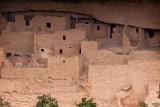 Detail, Cliff Palace, Mesa Verde National Park, CO