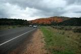 Roadside Scene Utah - Not far from Bryce Canyon