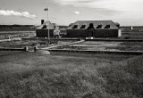 At Louisburg before restoration, Cape Breton, NS