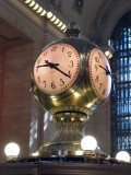 Clock, Grand Central Terminal, NYC