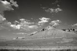 Near Casper Wyoming