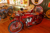 Art's amazing motorcycle collection