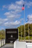 At the astronaut memorial