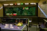 Launch control room for the Mercury program