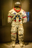 Suit that Alan Shepard wore on the moon