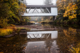 Short (South Fork Santiam River) Bridge