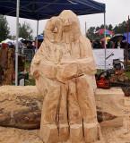 Carve Carrbridge 30th August 2014 062