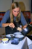 Golden Spurtle 2014 Haley Pople competitor