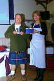 Golden Spurtle 2014 Chris Young & Christina Conte joint Speciality winners