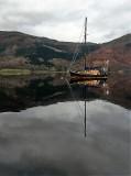 Boat at Glencoe