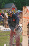 Josh Dagg  - Carve Carrbridge  2015 First cut
