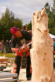 Nansi Hemming  - Carve Carrbridge 2015