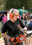 Griffon Ramsey  - Carve Carrbridge 2015