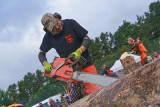 Bruce Thorsteinson  - Carve Carrbridge 2015 First cuts