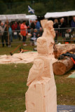 Alice Buttress  - Carve Carrbridge 2015