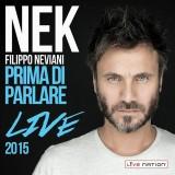 NEK Prima di parlare live 2015 - Senigallia, 17/10/2015