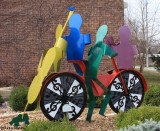 Flat Man Bicycle Band