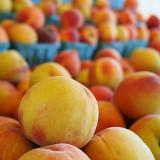 Thinking of a peach cobbler...