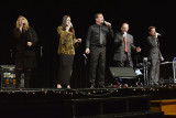 The Hoppers, in concert