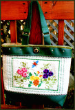 Thread Velvet Tote on the fence.jpg