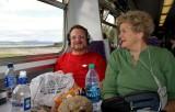 Scotland:  Train  to Mallaig &  N. Loch Morar Hike