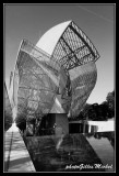 The Louis Vuitton Foundation in Paris