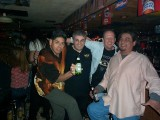 Unidentified, Me, Mark Kendrick and Art Esparza