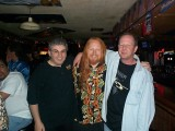 Me, Red Davis and Mark