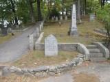 Sleepy Hollow Cemetery - Author's Ridge