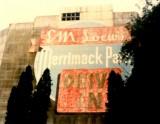 The Merrimack Park Drive-In