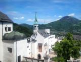 Festung Hohensalzburg (Salzburg Castle)