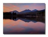 Sprague Lake Pastels