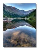 Mills Lake Sunrise