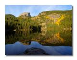 Autumn at Bear Lake