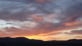 A Marsh Valley Sunset
