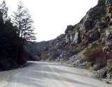 West Arimo Road through Garden Creek Gap