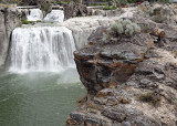 Shoshone Falls in a Low Water Year