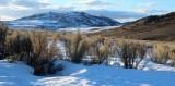 Across Garden Creek Valley