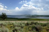 Summer Shower, Blackfoot Reservoir