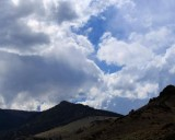 Clouds over Challis