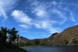 Cloudswirls, Salmon River