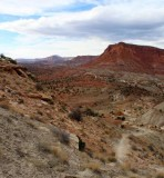 Chimney Rock Trail, Capitol Reef