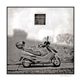 Ubiquitous motorbike