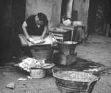 Hand wash, Naples 1955