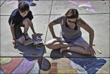 Chalk Artists Festival