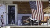 Porch, Eldorado,  Kansas.